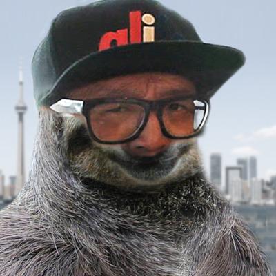 Happy smug sloth ry 2